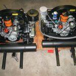 356 gereviseerde motoren op voorraad