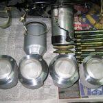 356 sc en 912 set orginele mahle zuigers en cilinders