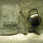 993 uitlaat ringen van de katalysotor en achterdemper