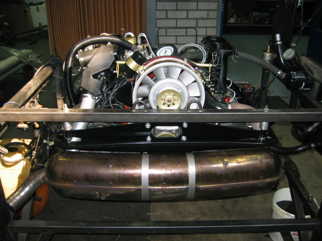 Revisie motor 911 2.4s