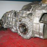 Porsche versnellingsbak