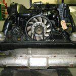 Porsche Motor 993