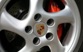 Porsche velgen